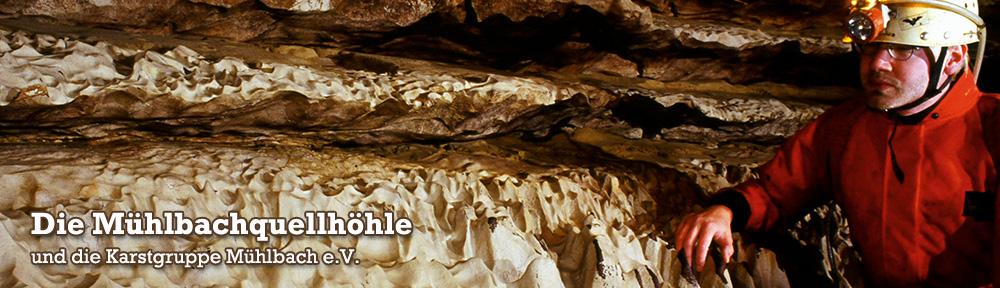 Die Mühlbachquellhöhle