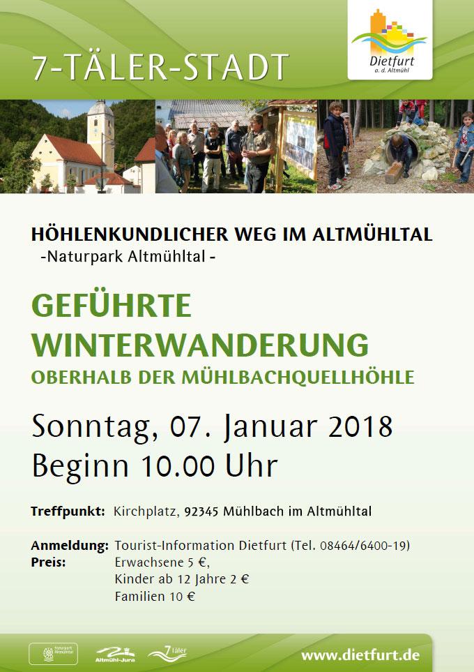 Winterwanderung 2018