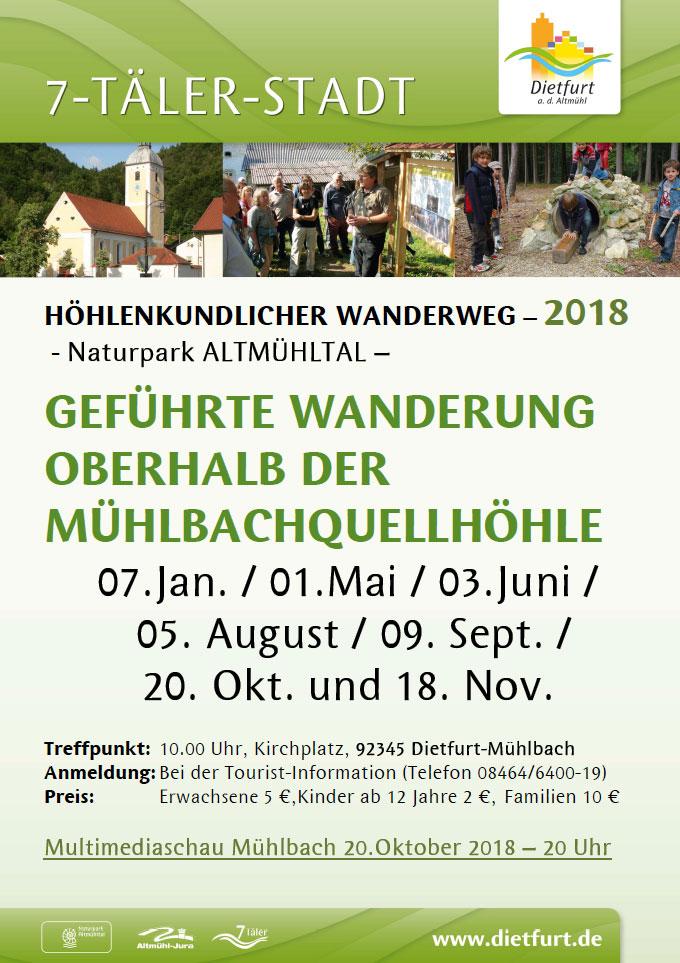 Wanderweg 2018